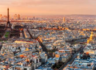 Les 5 villes françaises les plus romantiques