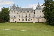 Le Château de Mirambeau