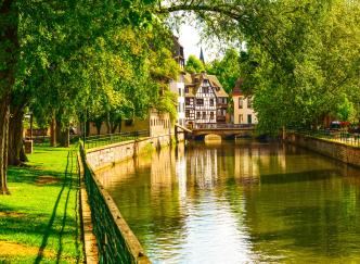 Les villes les plus vertes de France