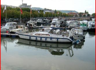 Port de plaisance de Nancy