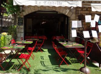 RESTAURANT - LA TENDELLE