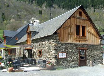 Auberge du château de Loudenvielle