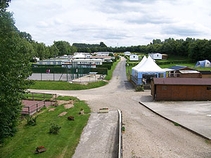 Camping de l'Orival
