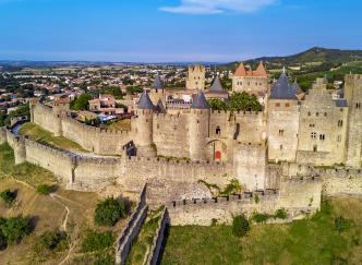 Les plus belles villes fortifiées de France