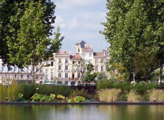 Jardin botanique de Bordeaux