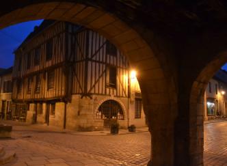 Visite guidée de la cité de Noyers-sur-Serein
