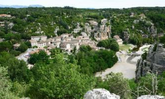 Labeaume : village de caractère