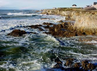 Balade sur la côte sauvage du Croisic