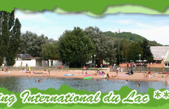 Camping international du lac de Vesoul