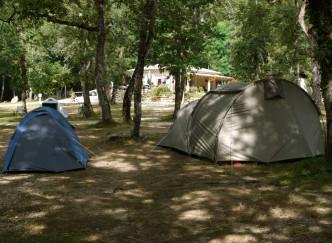 Camping du Lac de Neufont