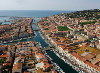 Sète, l'île Singulière du Languedoc