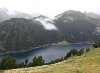 Le Lac de l'Oule par le GR® 10