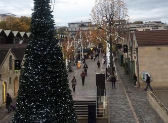 Bercy Village se transforme en forêt enchantée !