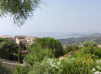 Séjour idyllique sur les hauteurs des Issambres face à la Méditerranée