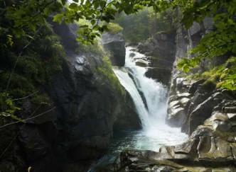 Randonnée sur le Chemin des cascades