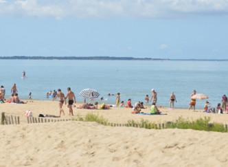 Plage de sable fin de 3 km - Châtelaillon
