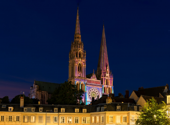 La fête de la lumière à Chartres : un événement unique au monde !
