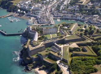 Le Palais et sa citadelle Vauban