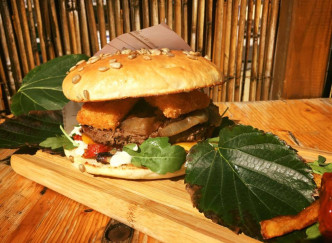 Aloha Beach Burger