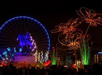 La fête des lumières 2018 de Lyon : un immanquable