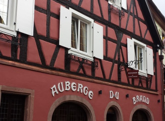 Hôtel-restaurant  L'Auberge du Brand