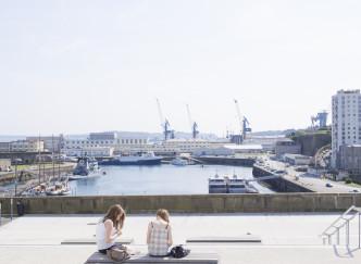 Brest raconté par l'Office de Tourisme