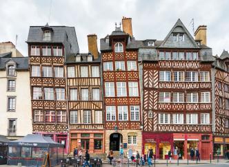 Top 10 des incontournables de Rennes