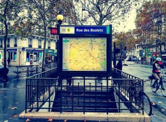 Les noms de rues les plus insolites de Paris