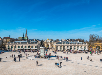 Top 10 des incontournables de Nancy
