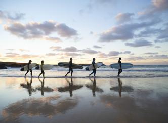 Surf : les meilleurs spots en France