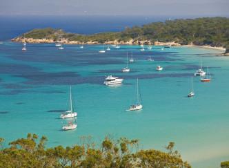 5 façons de profiter de l'île de Porquerolles