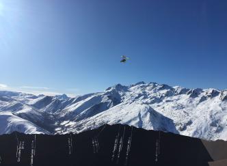 Les Sybelles : 4e plus grand domaine skiable de France
