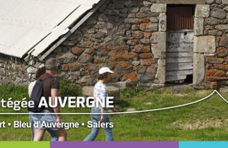 Route des Fromages d'Auvergne