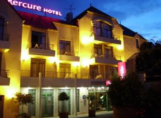 Hôtel Mercure Granville Le Grand Large