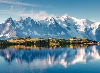 Les plus beaux paysages enneigés de France