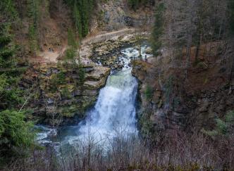Les 10 cascades les plus extraordinaires de France
