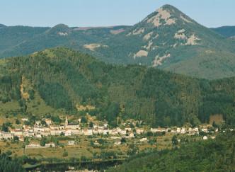 Une virée au lac de Saint-Martial dans l'Ardèche