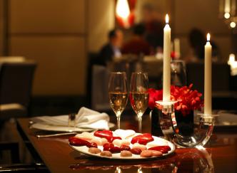 Top 5 des meilleurs restaurants pour la Saint-Valentin en France