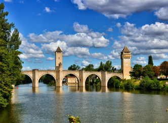 Découvrez la France au fil de l'eau