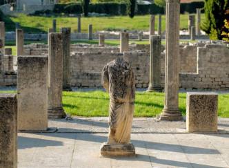 Visite des sites gallo-romains