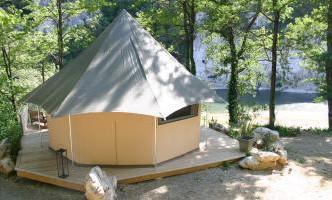 Prehistoric Lodge - Le Lodge du Pont d'Arc