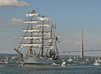 L'Armada de Rouen : le rendez-vous des plus grands voiliers du monde