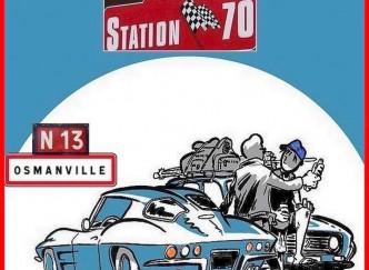 Station  70, musée de la RN13