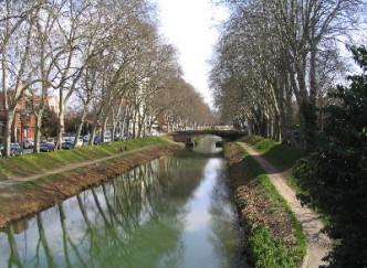 Navigation sur le Canal du Midi