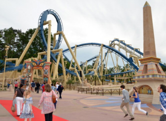 Les attractions emblématiques du Parc Astérix