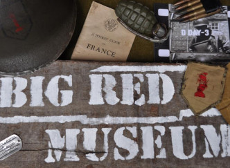 Big Red One Assault Museum