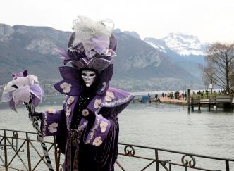 On vous dit tout sur le Carnaval vénitien d'Annecy !