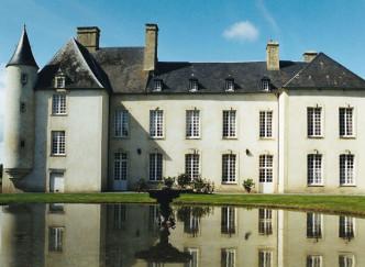 Château d'Asnières-en-Bessin