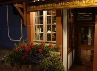 Restaurant Au Relais des Ménétriers