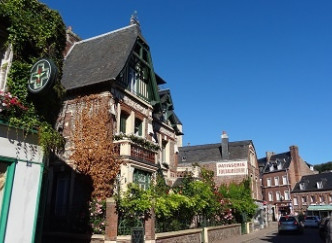 La Côte d'Albâtre, de Fécamp à Veules-les-roses